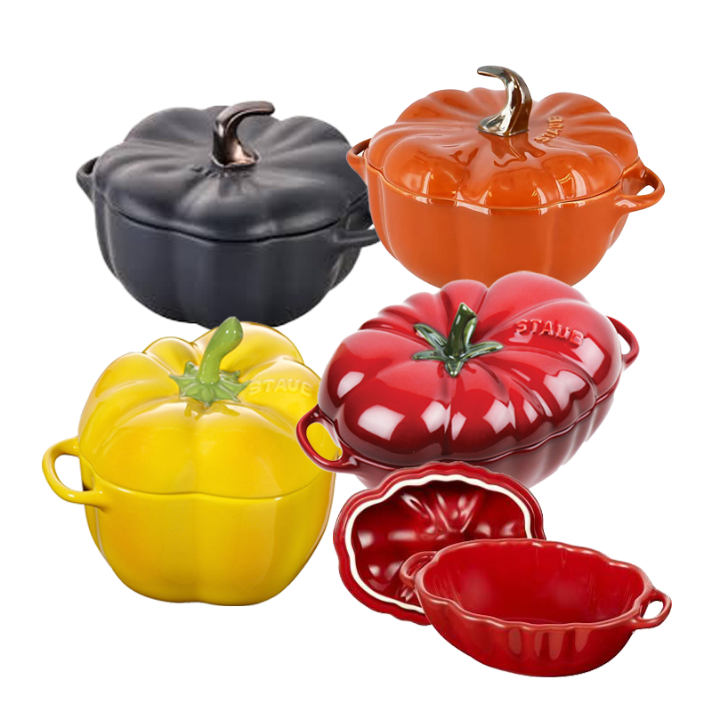 Buy any 4 Staub Ceramic Cocotte for RM699